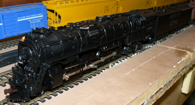 Geoff L\'s new sound equipped loco