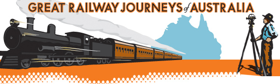Great Railway Journeys of Australia